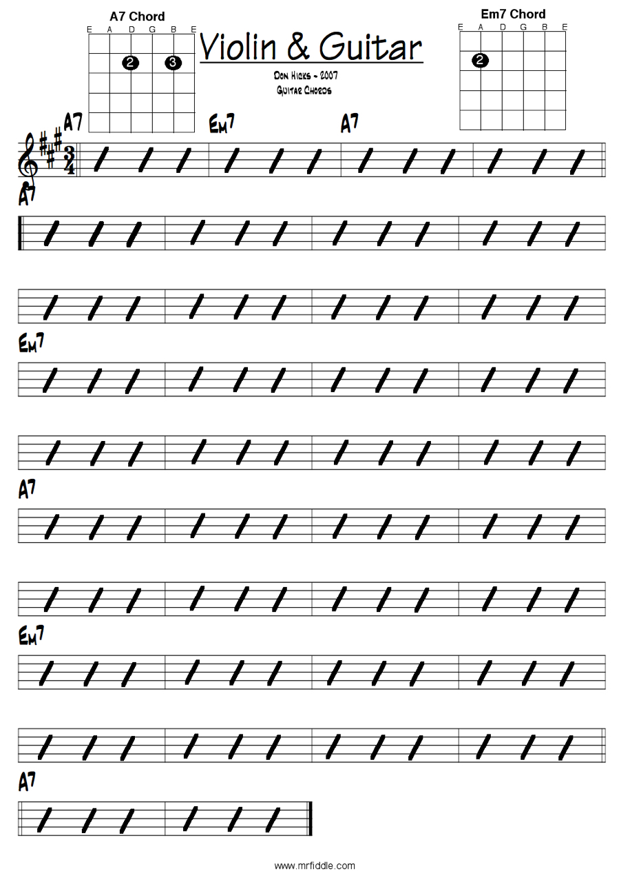 Click picture for full size image guitar part sheet music hexwebz Images
